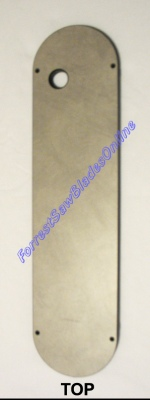 Ge 2 Leecraft Zero Clearance Table Saw Insert 14 31 32 Quot L