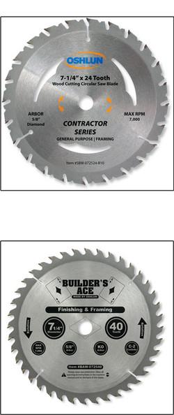 Contractor / Builder's Series