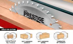 Prestige™ Saw Blades
