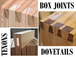 Blades for Finger Joints, Square Cut Box Joints, Rabbets, Grooves, & Dovetails