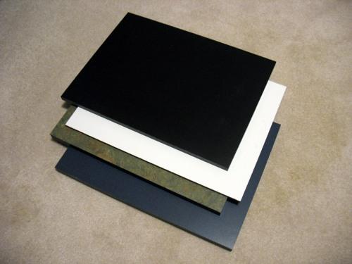 """#BK-1 11""""L x 15""""W x 1/2""""T Leecraft Universal Sheets"""