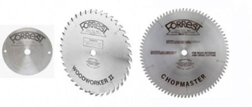 "Woodworker II 10x40 3/32""K or 1/8""K, Chopmaster 10x80, 5"" Dampener/Stiffener"