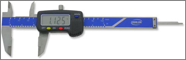 Oshlun 4-Inch Stainless Steel Digital Caliper