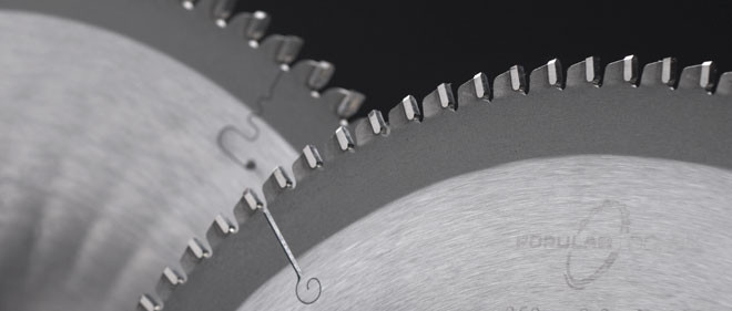 "POPULAR TOOLS 8-1/2""x40T, ATB Saw Blade - $15.00 OFF Sharpening Offer Included"