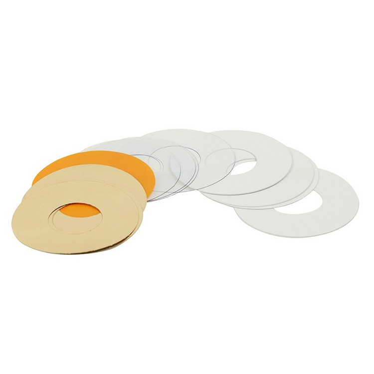 "Amana 14 piece Dado Shims, 1-1/4"" Hole"