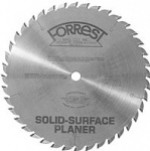 "10"" x 60 tooth SOLID-SURFACE PLANER Saw Blade"
