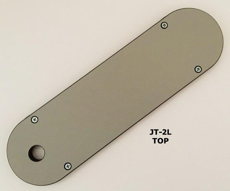 """#JT-2L Leecraft Zero-Clearance Table Saw Insert 13-5/16""""L x 3-11/16""""W"""