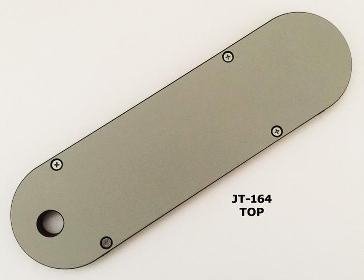 "#JT-164 Leecraft Zero-Clearance Table Saw Insert 12-1/2"" x 3-9/16"""