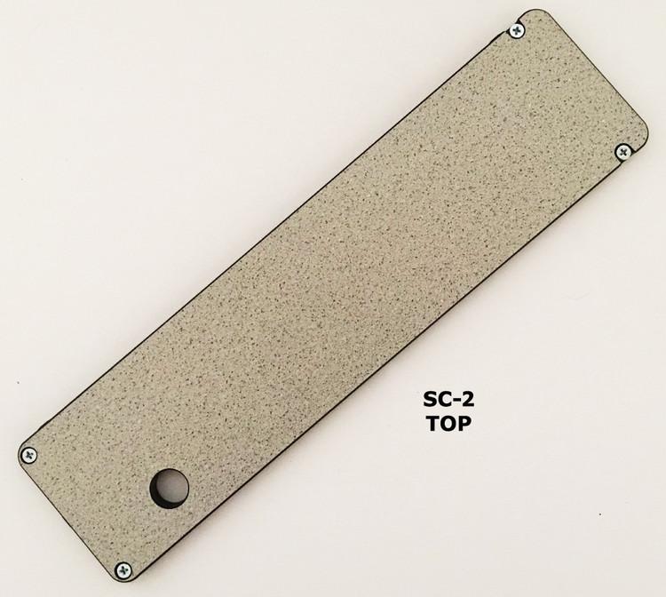 """#SC-2 Leecraft Zero-Clearance Table Saw Insert 14-11/16""""L x3-3/4""""W x1/2""""T"""