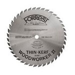 "10""x40T Woodworker II 3/32"" 1-1/4"" HOLE Thin Kerf Saw Blade for SHOP SMITH Mark V or 510 Tab - $15.00 OFF Sharpening Offer Included"