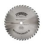 "16""x24T WOODWORKER II Saw Blade - ATBR Tooth style for FAST FEED RIP - $15.00 OFF Sharpening Offer Included"