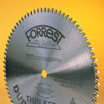 Forrest 12x80T DURALINE Saw Blade TCG