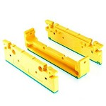 Micro Jig Yellow 3-Piece Replacement Leg Set For GRR-Ripper