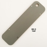 "#BH-2 Leecraft Zero-Clearance Table Saw Insert 13-9/16""L x 3-3/4""W x7/16""T"