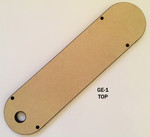 #GE-1 Leecraft Zero-Clearance Table Saw Insert 13-13/16