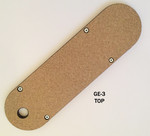 #GE-3 Leecraft Zero-Clearance Table Saw Insert 12-9/16
