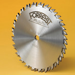 """2-Pc. Cutter Set For Finger & Box Joints - Makes 1/4"""" & 3/8"""" Cuts - Made by Forrest - SOLD OUT"""