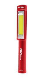 Nebo Big Magnum Larry Flashlight Worklight - RED