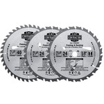 CMT Trial Offer - THREE 7-1/4 Inch Blades Special