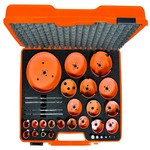 CMT Orange Tools Large Hole Saw Carrying Case - Holds 28-50 Pieces