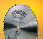 "12"" x 60T WOODWORKER I - TCG Design, 1"" HOLE Used by Mr. Sawdust for Cutting a Variety of Material"