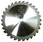"Popular Tools 8"" x 30T Grooving Saw Blade, -2 face hook, .260"" Kerf"