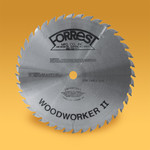 165mm x 40T WOODWORKER II Saw Blade, 20mm Hole - $15.00 OFF Sharpening Offer Included